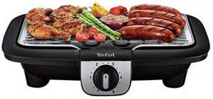 la Tefal Barbecue Électrique Easygrill 2 en 1 + Plancha 2100W BG930812