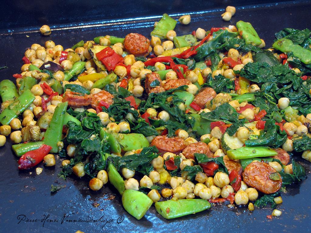 legume plancha